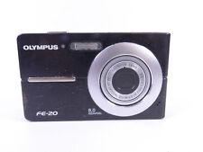 Olympus FE FE-20 8.0MP Digital Camera Silver