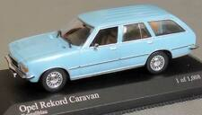 Opel Rekord D Caravan Modellauto 1/43