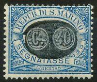 San Marino 1931 Sass. SS42 Nuovo * 100%