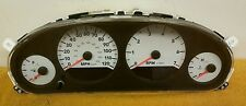05 CARAVAN SPEEDOMETER CLUSTER WHITE FACE W/TACHOMETER MPH