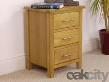 Traditional Bedside Tables & Cabinets with 3 Drawers