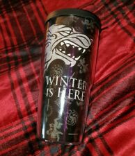 Game of Thrones - House Stark Winter is Here Tervis Tumbler 24oz