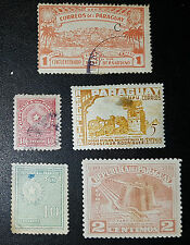 PARAGUAY Mixed Selected Stamps (No 1237)