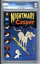 NIGHTMARE & CASPER #3 CGC NM+ 9.6 1964 HARVEY COMICS FILE COPY