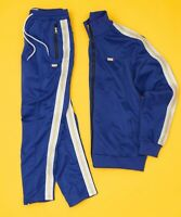 TRACK JACKET AND TRACK PANTS BY REASON CLOTHING, BALTIC TRACKSUIT, SIZE XL