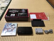 KINGDOM HEARTS 3D Dream Drop Distance EDITION Limited Edition 3DS game Nintendo