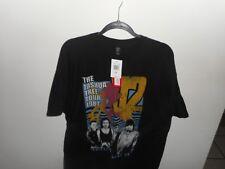 The Joshua Tree U2 1987 Tour T-Shirt- *Black- *Size XXL- *New w/ Tag-*Retail $24