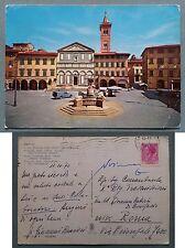 Empoli - Piazza Farinata degli Umberti - La Collegiata 1970