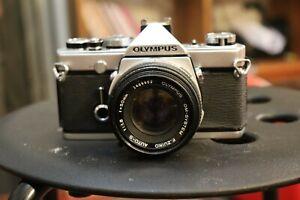 Olympus om1 Film SLR
