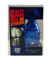 Bod Man Cologne Really Ripped Abs on Steroids Cologne (Limitied Edition) UNBOXED