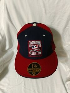 NWOT New Era Cooperstown Classics Collection Chicago White Sox Hat Cap 7 1/4