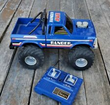 Sears Ford 4x4 Ranger Rc Blue Monster Truck Vintage As Is