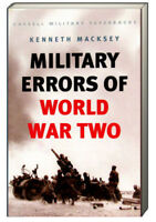 Cassell Military Classics: Errors of World War II by Kenneth Macksey (Paperback)