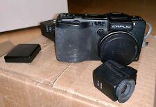 Exellent Ricoh Caplio GX100 Con Ricoh Zoom Lens 5.1-15.3mm (24-72mm) f2.5-4.4