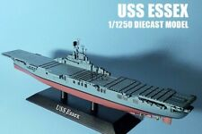 Aircraft carrier USS Essex - 1/1250 scale