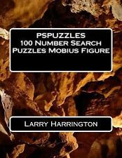Pspuzzles 100 Number Search Puzzles Mobius Figure by Larry Harrington (2014,...