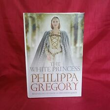 ~SIGNED~ *1st Ed. 1st Print* The White Princess,  Philippa Gregory. UK Edition!!