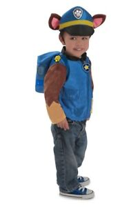 Deluxe Chase Child Infant Toddler Costume NEW Paw Patrol