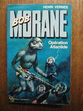 BOB MORANE HENRI VERNES OPERATION ATLANTIDE