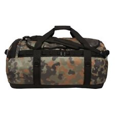 Duffle Backpack The North Face Base Camp Duffel L Green Camo 6wt