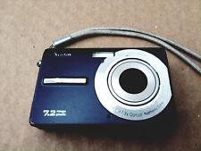 Kodak Easy Share Digital Cameria 3X optical zoom/7.2 mega pixels w/strap