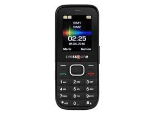 Swisstone SC225 Dual-Sim Handy  - Kinder Baustellen Notfall günstiges einfaches