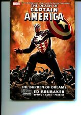 THE DEATH OF CAPTAIN AMERICA VOL TWO TRADE PAPPERBACK (ISSUES #31-36)  VF