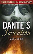 JAMES BURGE __ DANTE'S INVENTION __ BRAND NEW __ FREEPOST UK