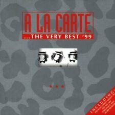 À la Carte Very best '99 [CD]