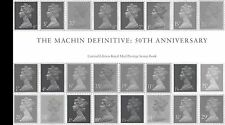 2017 MACHIN 50TH LIMITED EDITION PRESTIGE BOOKLET - ONLY 500 ISSUED - SEE BELOW