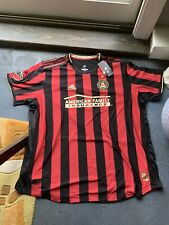 Adidas 2019 Atlanta FC United Home MLS Soccer Football Jersey 3XL Authentic $120