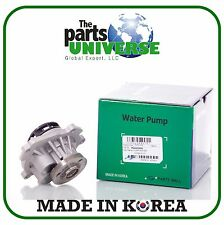 Water Pump for Chevy sonic 1.8, Cruze 1.8, Part: 251-752, 24405895, 130-2050