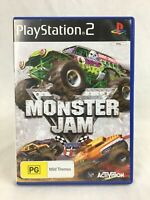Monster Jam - With Manual - PS2 - Playstation 2 - PAL
