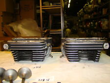 Harley Evo heads 1985 FXR FXRT Evolution motor engine FXRP Softail FL EPS15422