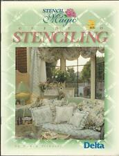 Guide To Stenciling ~ Nancy Tribolet ~ 1994 Sc