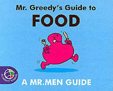 Mr. Greedy's Guide to Food (Mr. Men Grown Up Guides), Hargreaves, Roger, Very Go