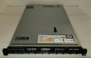 Dell Poweredge R620 server 2x 8-Core 2GHz E5-2650,2x 300GB 10K, 64GB RAM, 10-bay