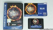 NBA Jam - Tournament Edition - Sega Mega Drive
