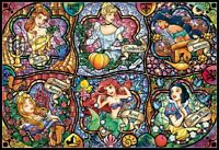 Six Princesses - DIY Chart Counted Cross Stitch Pattern Needlework DMC Color