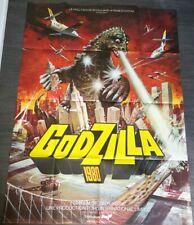 "Affiche cinéma  ""Godzilla 1980"" format 120X160 cm /1976"