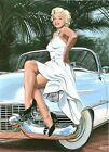 Marilyn Monroe 01 by Ed Lloyd Gragg