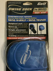 Swing Sock for Drivers Performance Weight - Fits all Drivers up to 400cc Right H