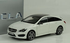 2015 MERCEDES-BENZ CLA CLASSE SHOOTING BRAKE CIRRUS BIANCO 1:18 Norev