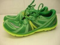 Men's 13 D M BROOKS PureConnect 2 Running Shoes Fern Green Neon Marathon Sneaker