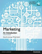 Marketing : An Introduction, Twelfth Edition by Gary Armstrong and Philip Kotler