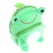 Children Backpack Kids School Bag Baby Frog School Bags Kids Plush Fashion Bags