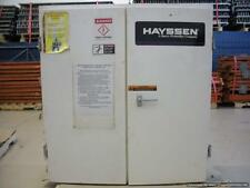 Used Hayssen 12-16 HR Electrical Cabinet With All Circuit Boards