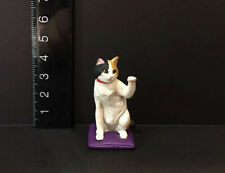 Kaiyodo Furuta Choco Q Pet Animal 4 Lucky Cat  SP Figure A