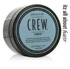 American Crew Fiber 85g 1 x 85g  Pliable Fiber with high Hold Low Sheen