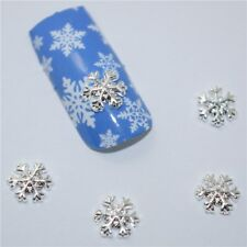 Snowflake, 3D Metal Alloy Nail Art Decoration/Charms/Studs,Nails 3d Jewelry